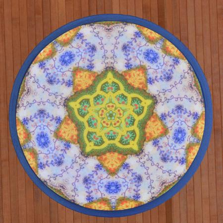 Table 5 (top view) - by Diane Adolph