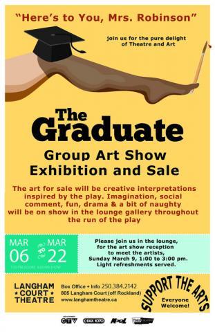 """""""The Graduate"""" Langham Court Group Show"""